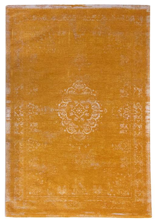 Vintage Teppich Curry | Orientmuster | Orientteppich Gelb